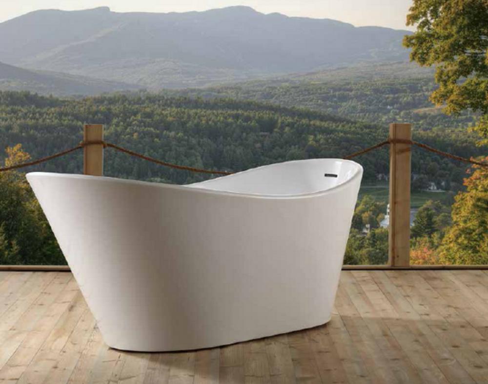 ванна акриловая 8098