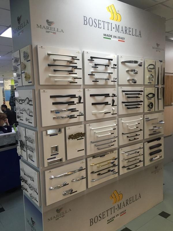 """Итальянские ручки """"bosetti marella"""