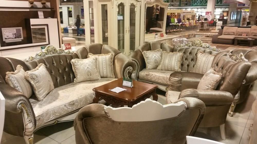 "Комплект диван, кресла ""Хункар"""