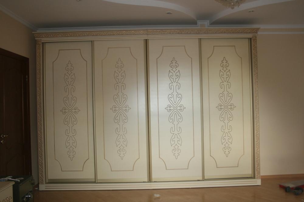 Спальный гарнитур с Казахским Орнаментом!