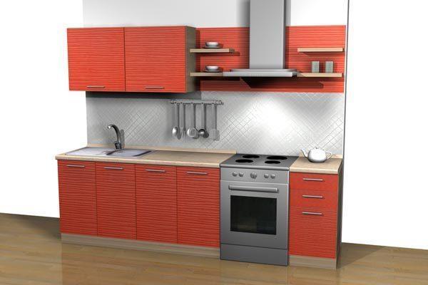 Кухонный гарнитур Тиана