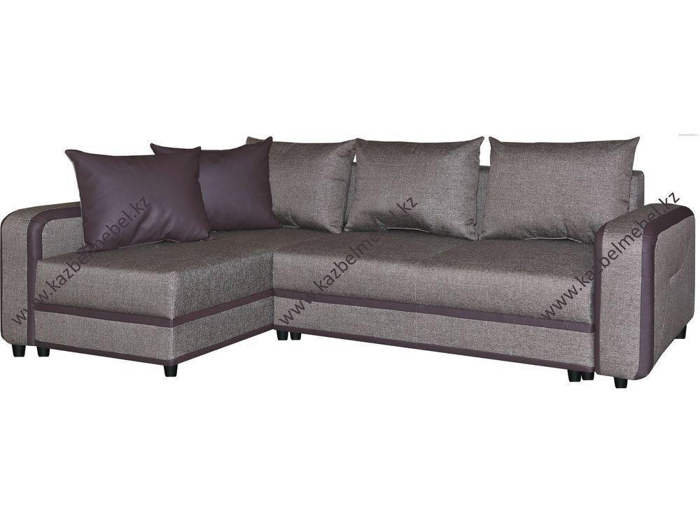 """Фабричный угловой диван """"Чарли"""", с универсальным углом"""