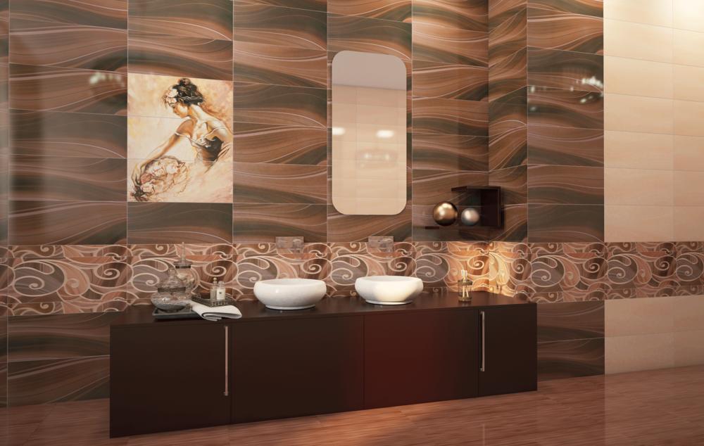 Кафельная плитка Arabeski