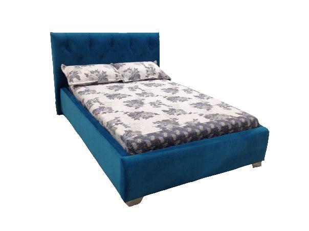 """Кровать """"Элегия"""" в ткани"""