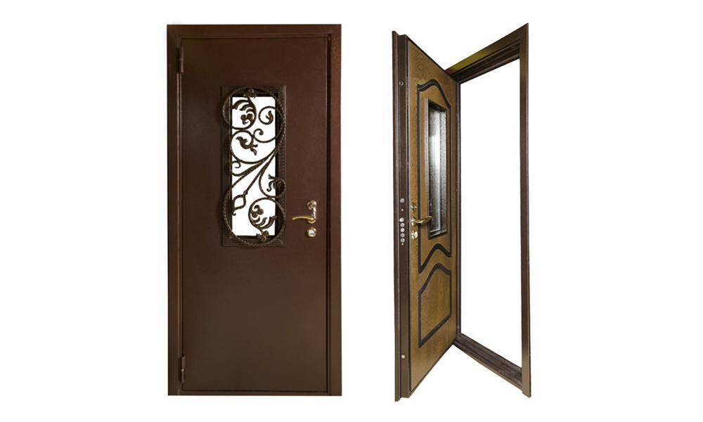 """Дверь входная """"Комфорт"""""""