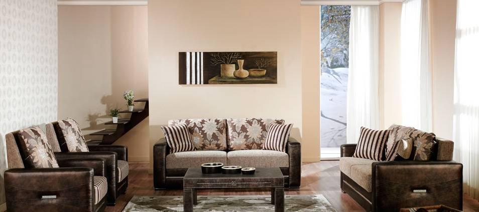 """Комплект мягкой мебели """"Viyana"""""""