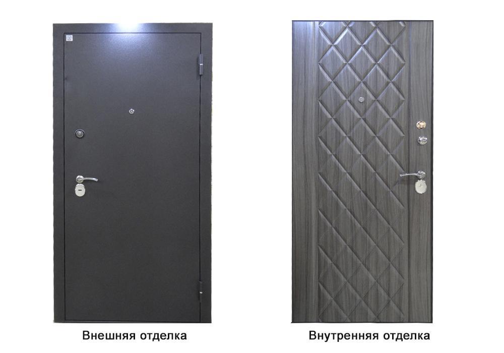 Дверь входная Алмаз-15