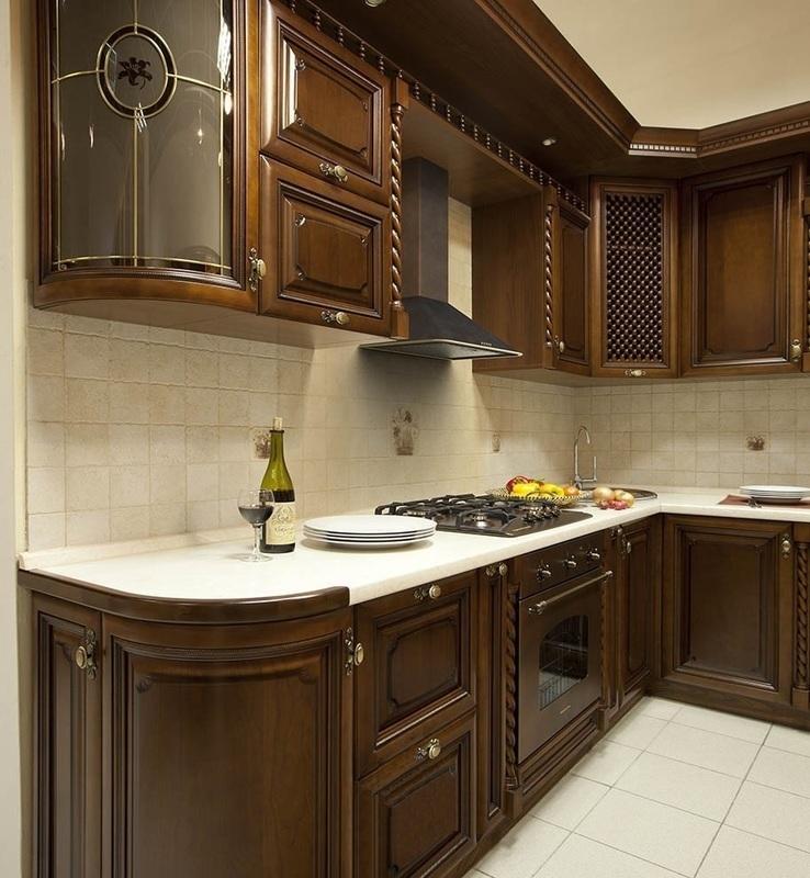 Кухонный гарнитур Черешня Италия