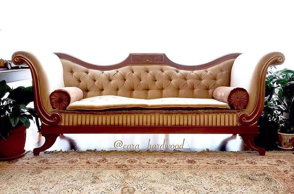 "Классический диван ""Ампир"""