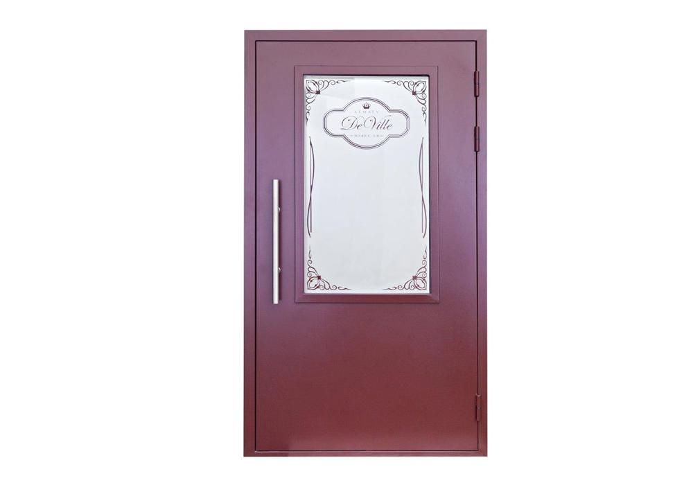 Двери входная