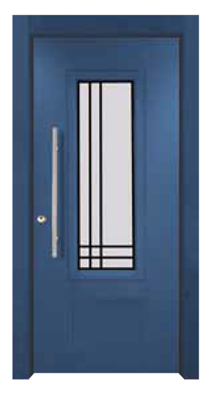 Дверь входная sl-7021