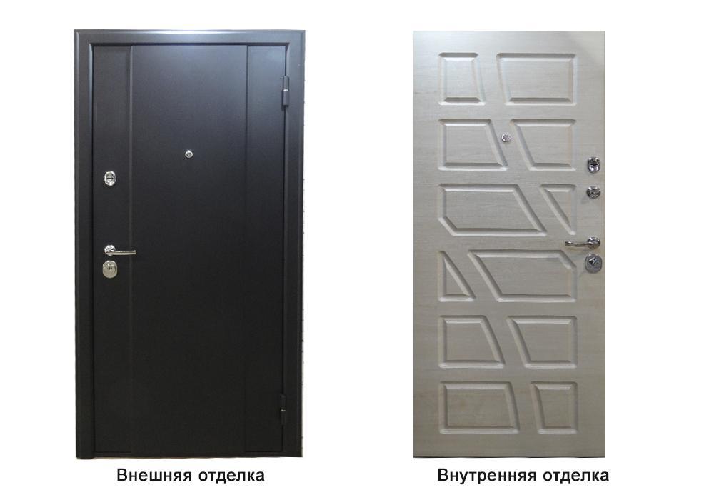 """Дверь входная Алмаз """"Андромеда"""""""