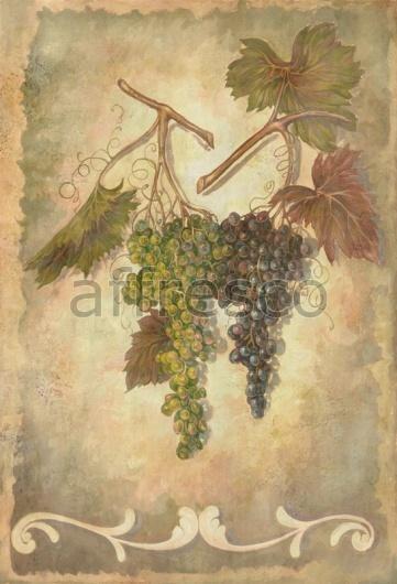 "Фреска ""Грозди винограда"""