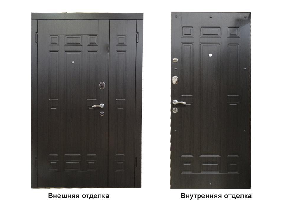 Дверь входная М-1