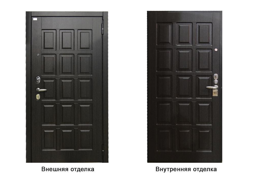 """Дверь входная """"Аргус Шоколадка"""""""