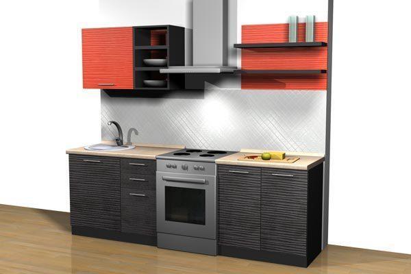 Кухонный гарнитур Сия