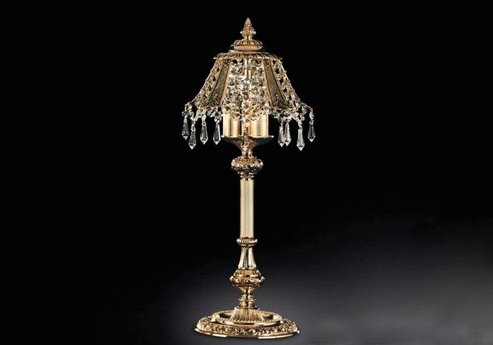 Лампа настольная Crystal