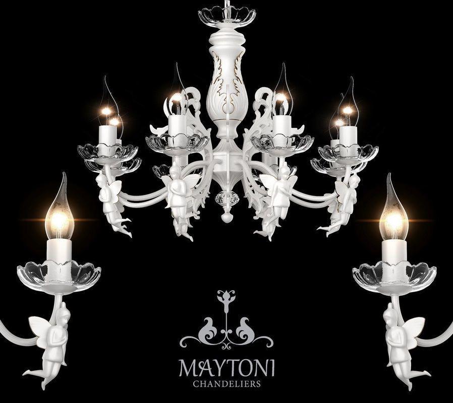 Подвесная люстра Maytoni Angel