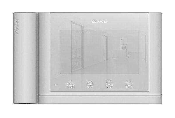 Видеодомофон commax-cdv-70mh(sil)