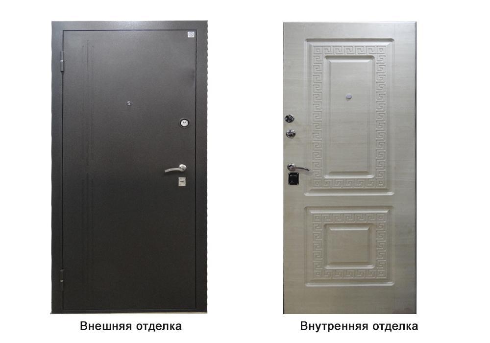 """Дверь входная Алмаз """"Малахит"""""""