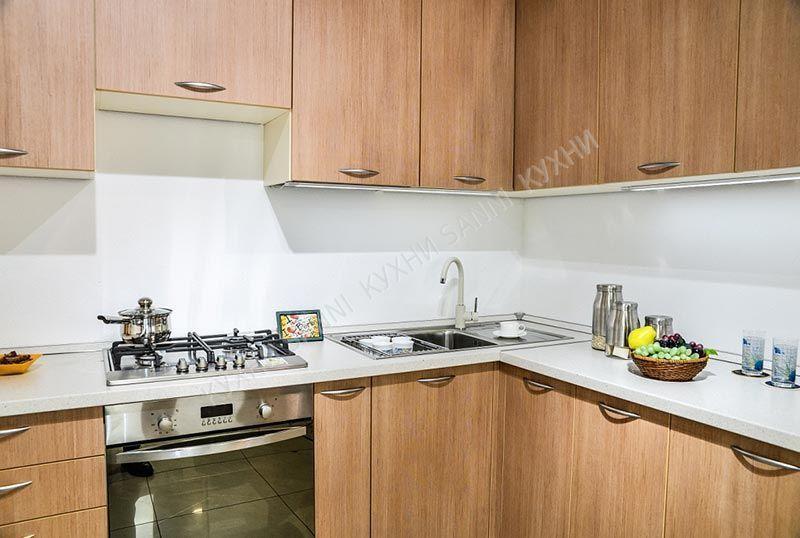 Кухонный гарнитур Амелия корица
