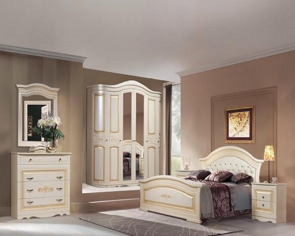 Спальный гарнитур Венера 6Д
