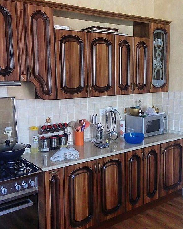 Кухонный гарнитур Женева Слива