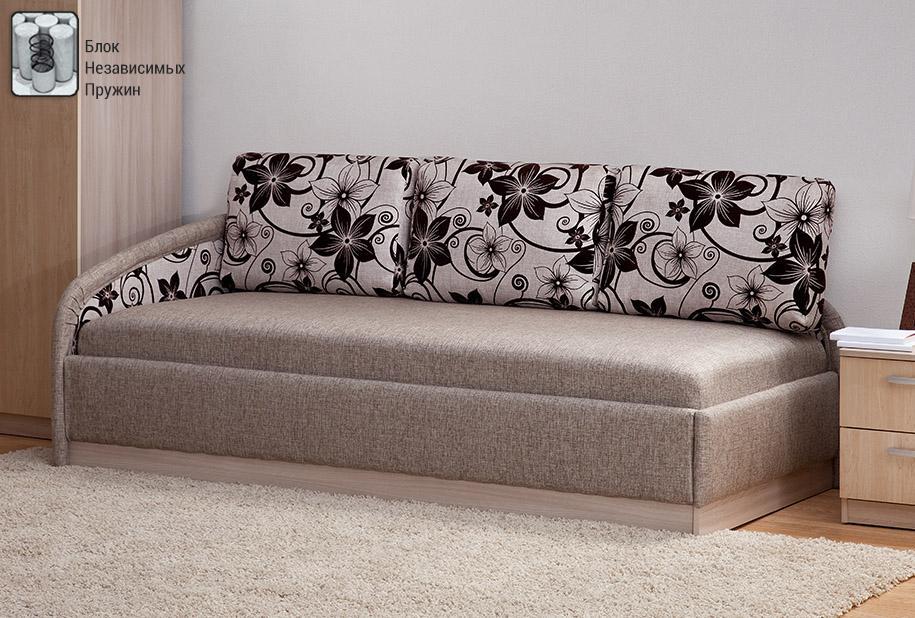 Софа 900 с 3 подушками