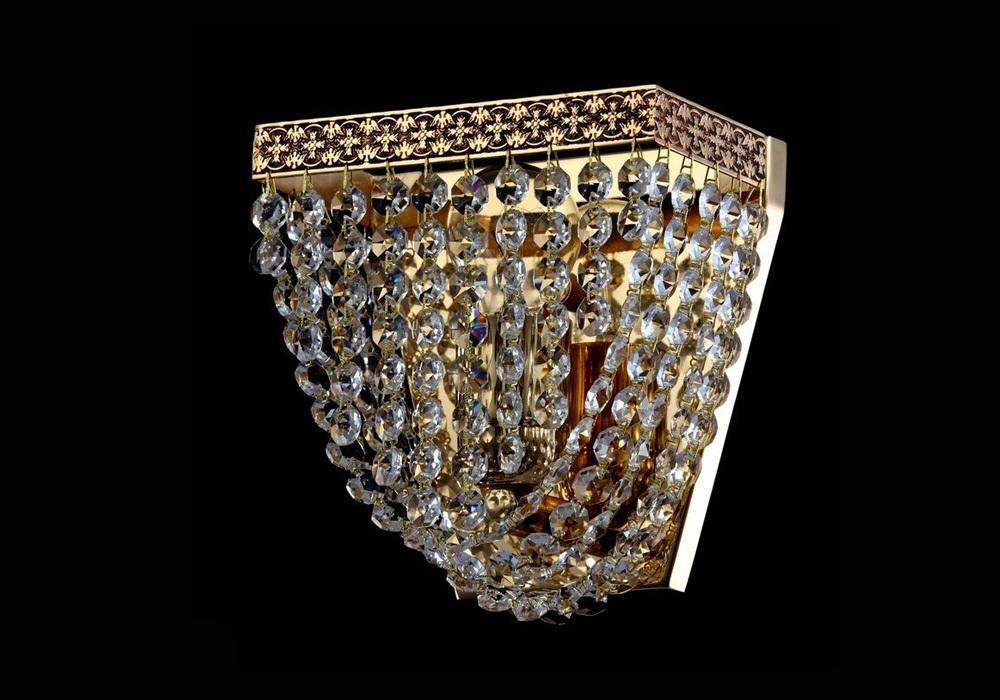 Настенный светильник Maytoni Quadrato