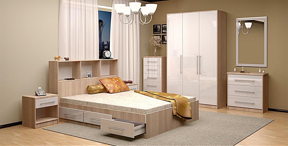 Спальня «Сая 2»