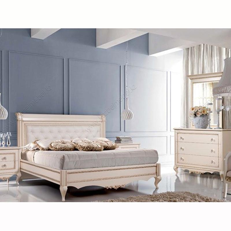 Спальня Неаполь, из МДФ, облицованного шпоном ясеня
