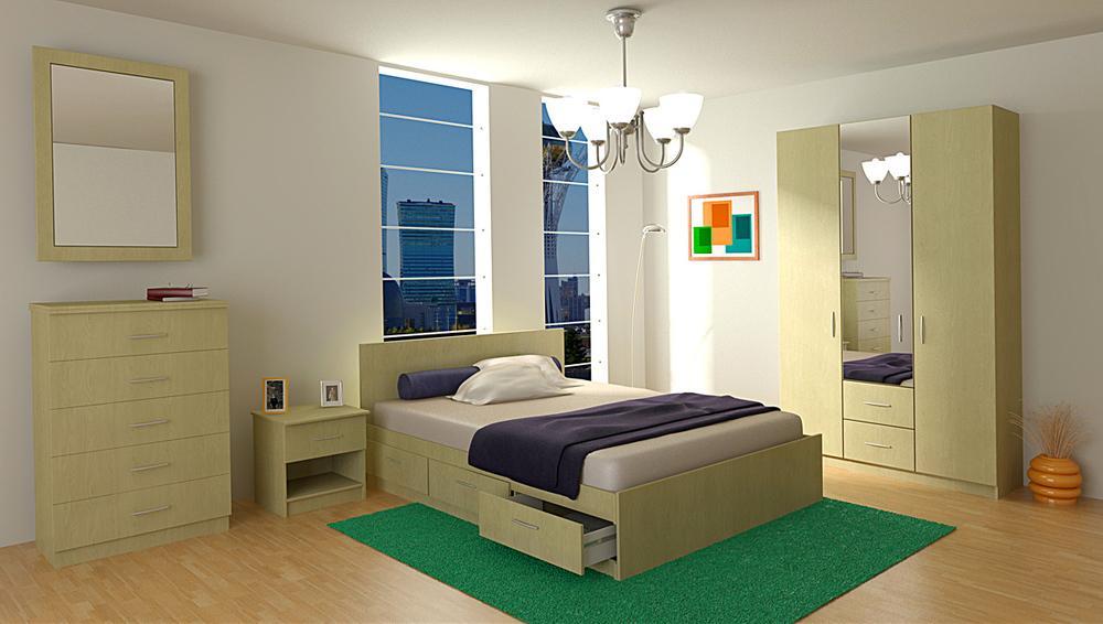 Спальня «Сая»