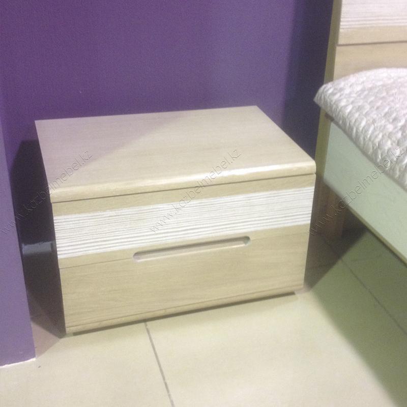Спальный гарнитур Глория, из массива дуба и шпонированного ДСП