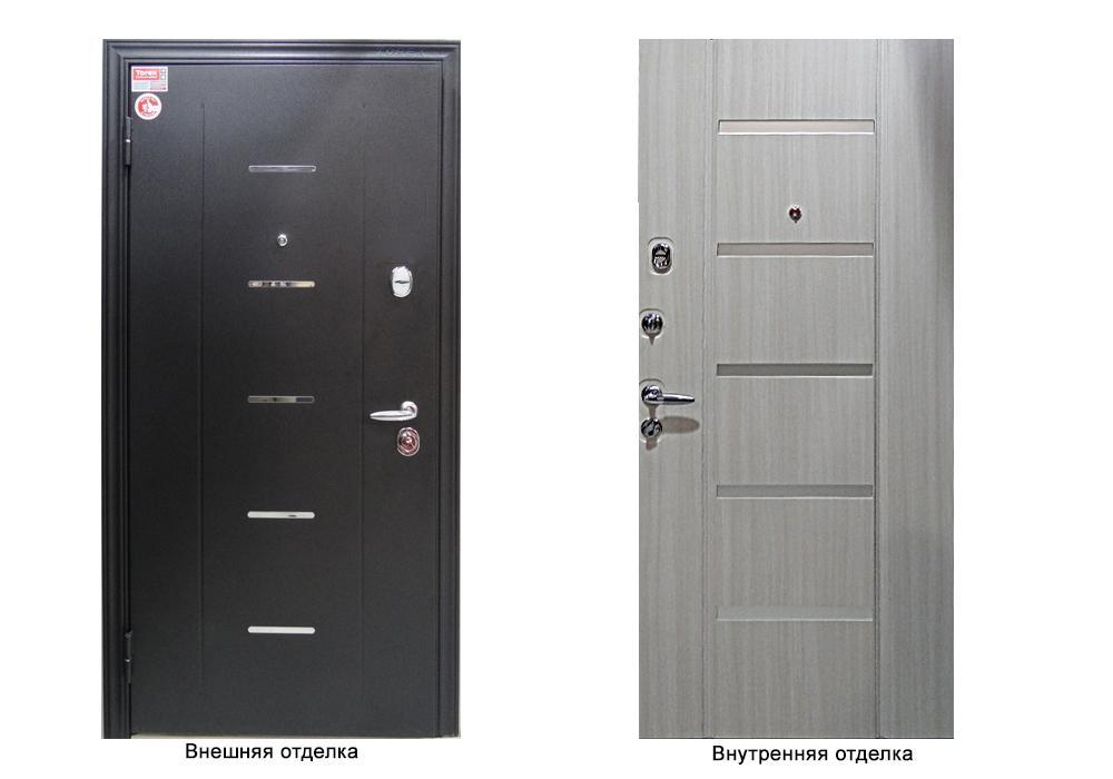 Дверь входная Super Omega-10