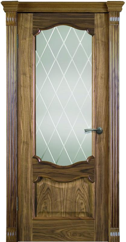Дверь ДЛ 120 Американский орех