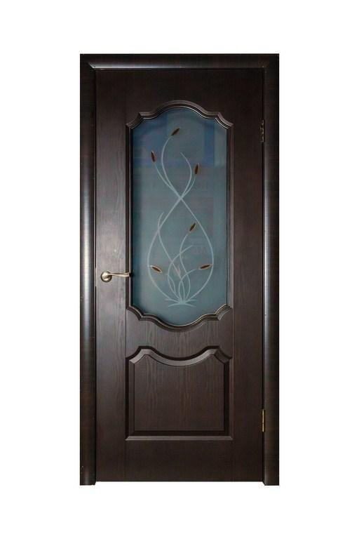 Дверь Орхидея ПО