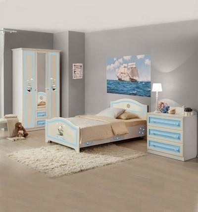 Детская мебель «Парус»