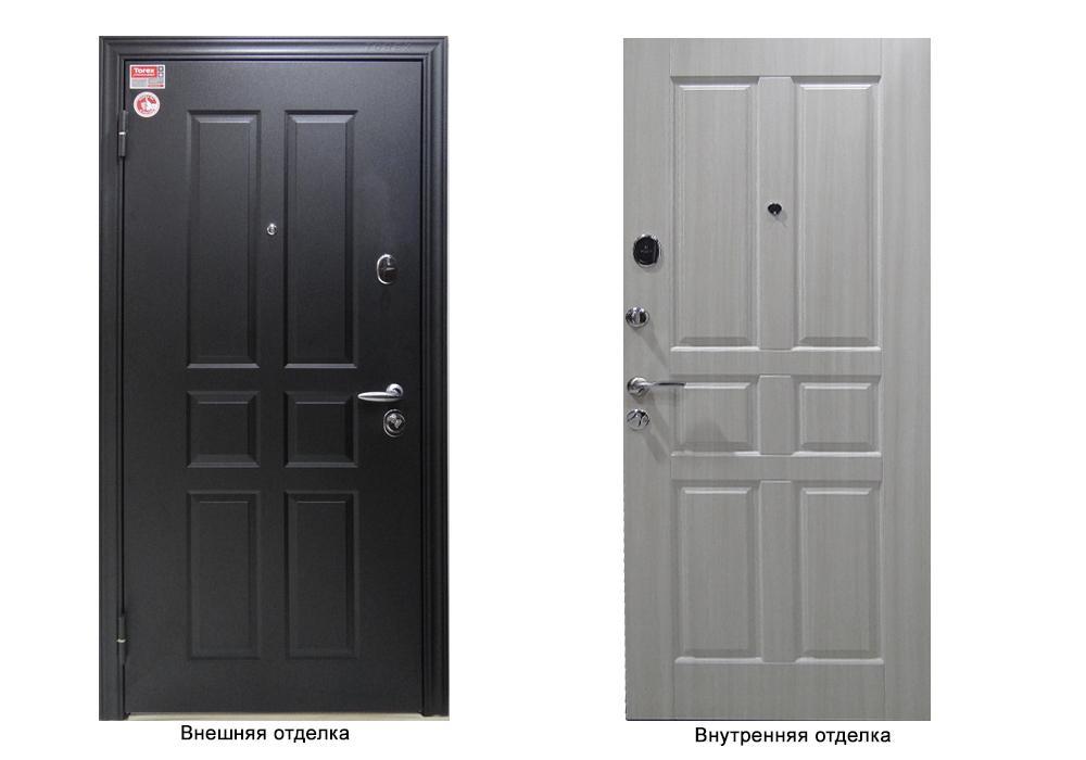 Дверь входная Super Omega-8