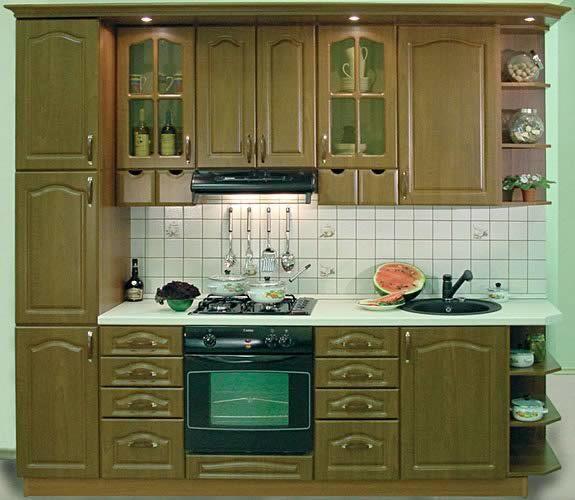 """Кухонный гарнитур """"Сlassika"""""""