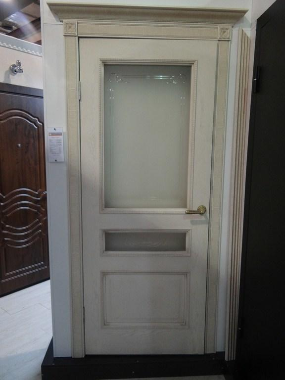 Дверь межкомнатная Трио-2
