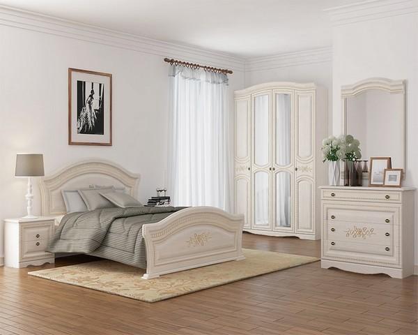 Спальный гарнитур Венера 4Д люкс