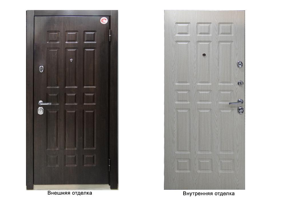 Дверь входная ultimatum pp