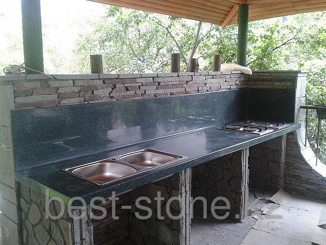 Столешница для летней кухни