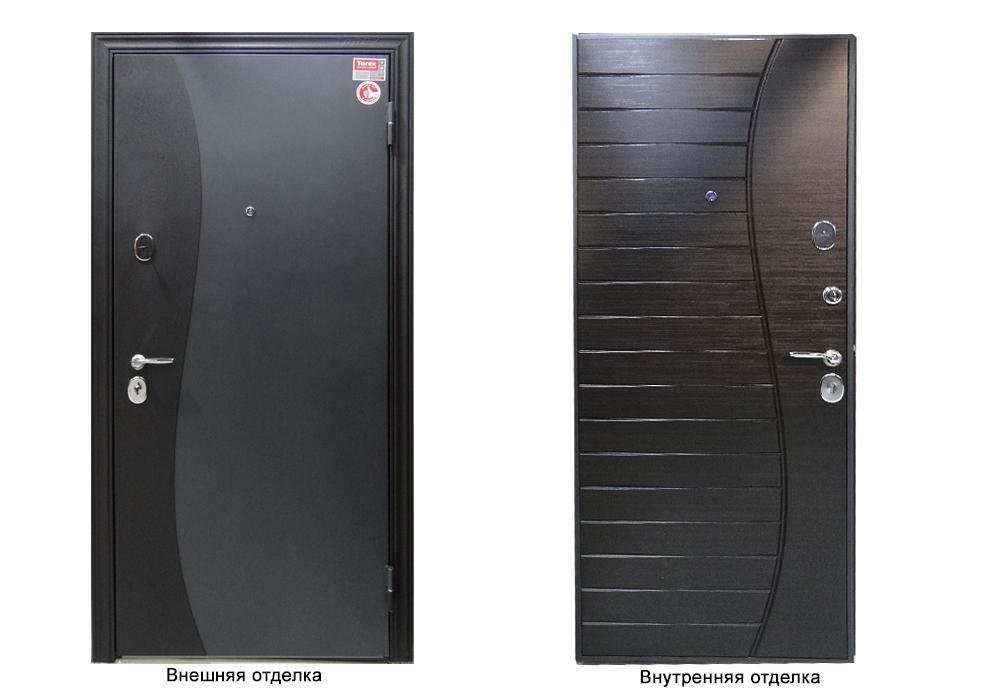 Дверь входная Sigma Color