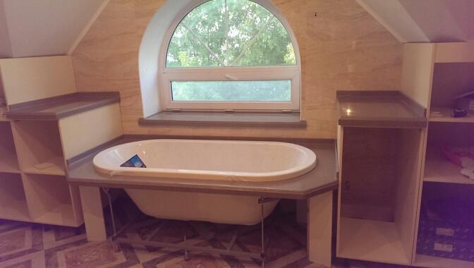 Подставка под ванну