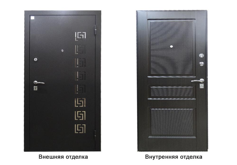 """Дверь входная Алмаз """"Аметист"""""""