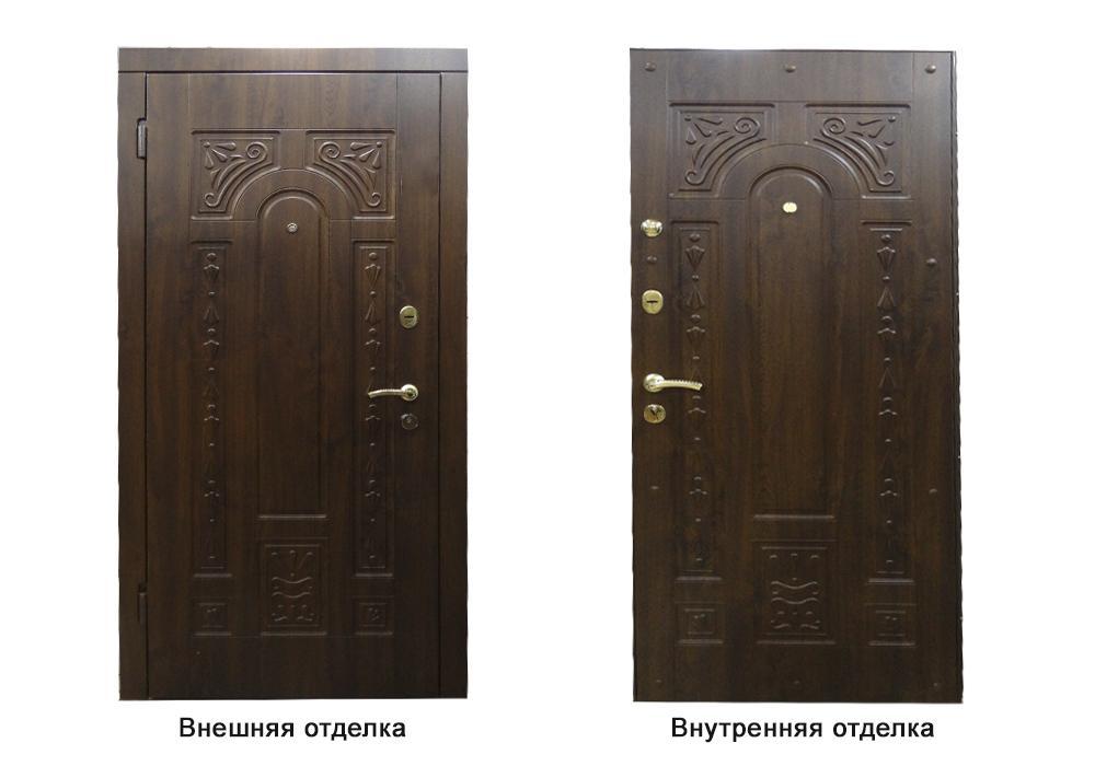 Дверь входная М-2