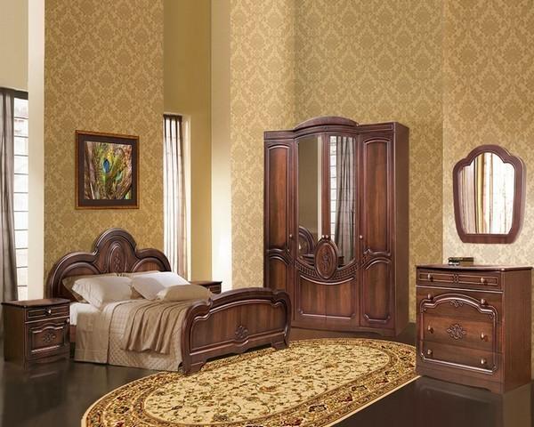 Спальня Щара
