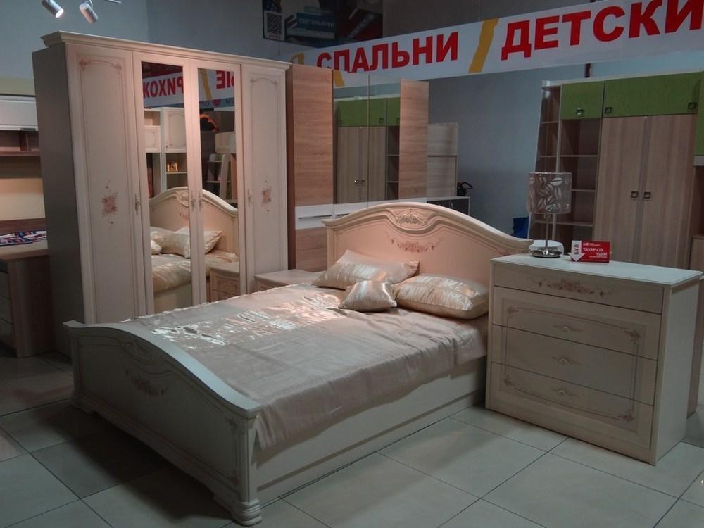 """Спальный гарнитур """"Лючия"""""""