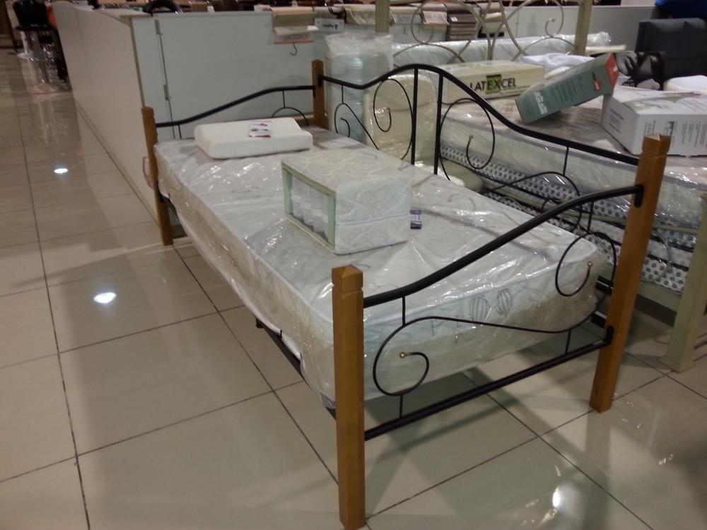"""Диван-кровать кованый """"Гарда 7"""""""